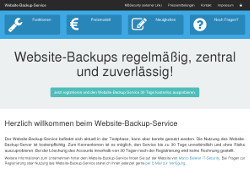Website-Backup-Service
